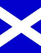 The Saltire The Flag of Scotland