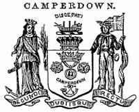 Arms of Viscount Adam Duncan of Camperdown
