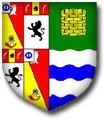 Arms of Mary Bourne or Gomme-Duncan of Dunbarney 1956