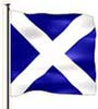St Andrews Flag, Scotland