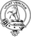 Crest Badge Duncan of Jordanstone