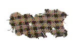 Reproduction of the Falkirk Tartan