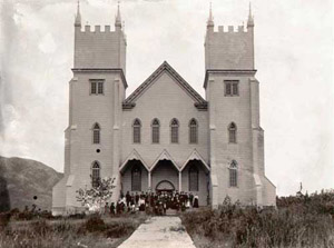 William Duncan Memorial Church, 1907
