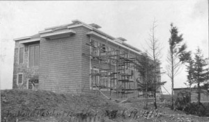 Metlakatla School Building - March 19, 1915