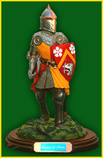 Duncan o Sketraw, Medieval Knight - Click for Larger Image