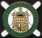 Clan Duncan Members Badge - Click for Larger Image