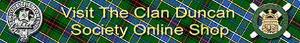 Vsit the Clan Duncan Society Online Shop